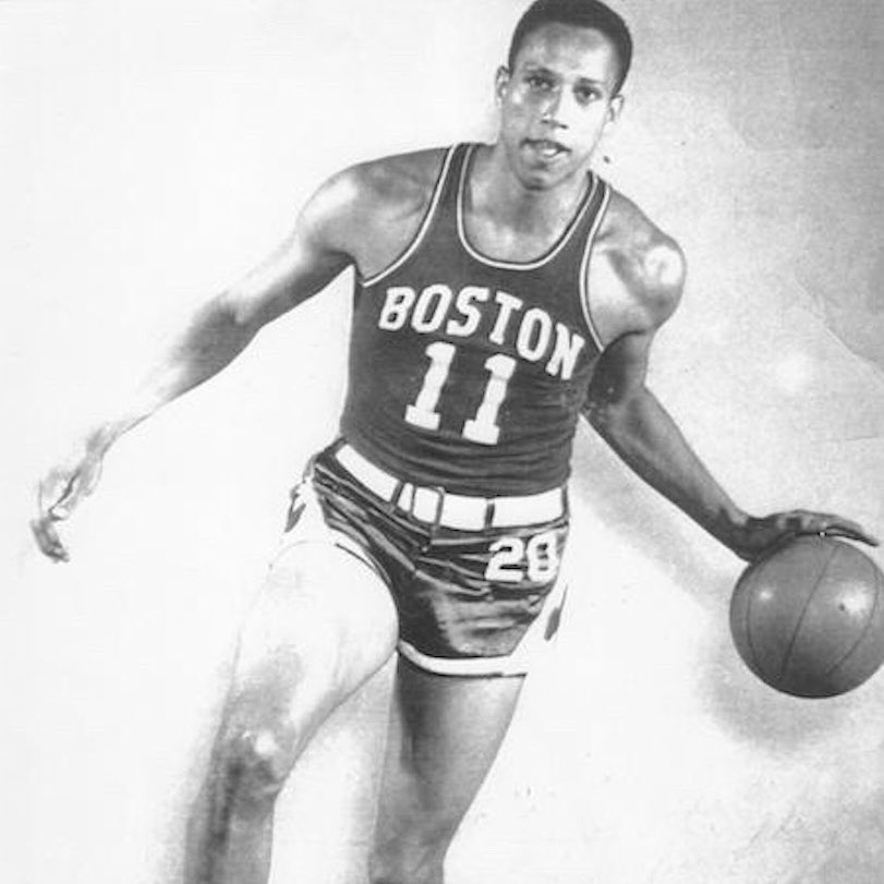 "Today we remember 2019 @Hoophall inductee, Charles ""Chuck"" Cooper (1926-1984)."