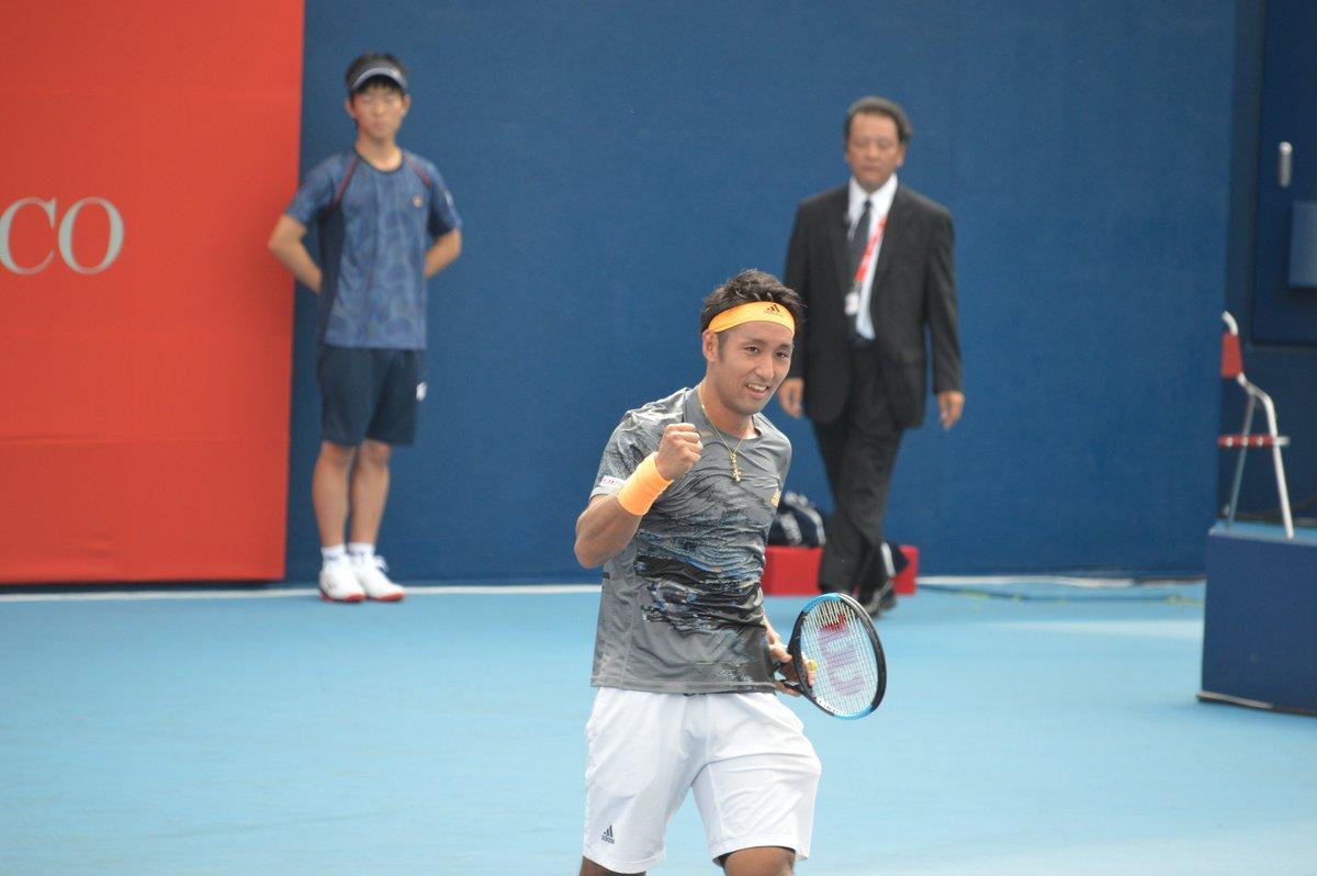 男子プロテニス選手会 On Twitter Atp500楽天オープンが開催中