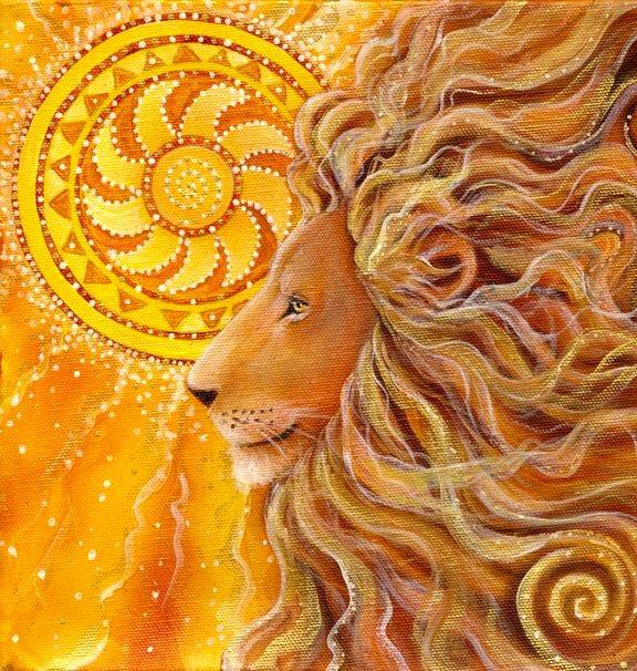лев и солнышко картинки вас сделали видео