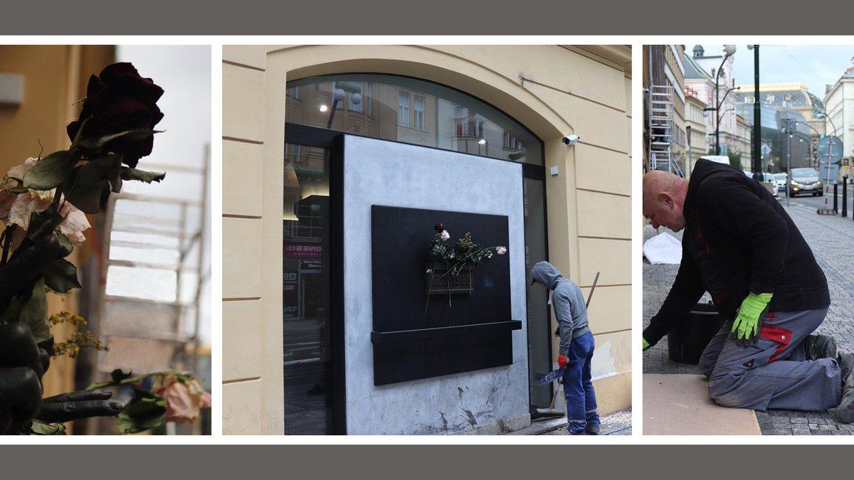 test Twitter Media - Na 30. výročí 17. listopadu se připravuje i Kaňkův palác, sídlo @CAK_cz, v jehož průchodu byli při demonstraci surově mláceni studenti a v jehož průčelí tyto události dodnes připomíná pomník ✋✌️ Okamžiky, které změnily dějiny, si připomeneme projektem #Advokatiprotitotalite https://t.co/L8yEVUkjaI