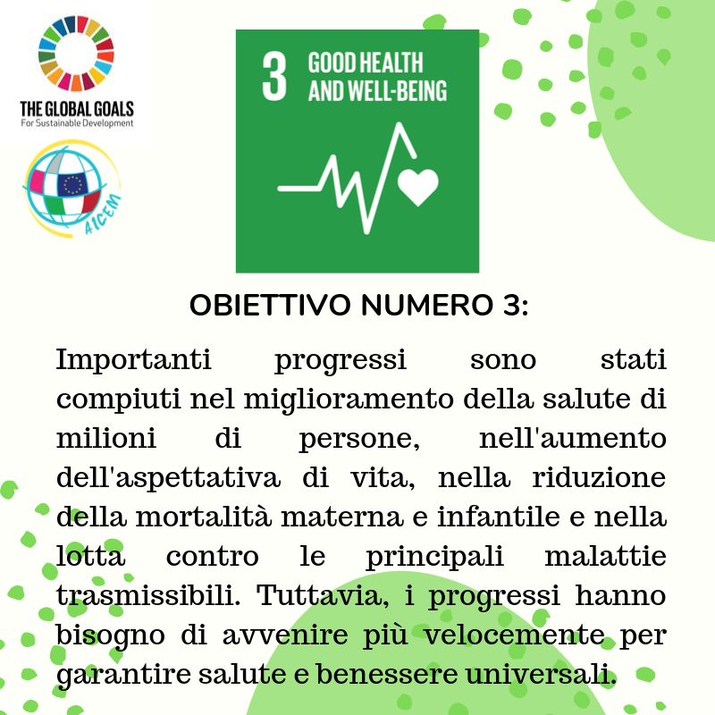O Xrhsths Aicem Sto Twitter Obiettivo N3 Act4sdgs Standtogethernow Sdgs4all Obiettividisvilupposostenibile Agenda2030 Sdg Sustainabledevelopmentgoals Saturdaysforfuture Https T Co Tnjoxhaoof