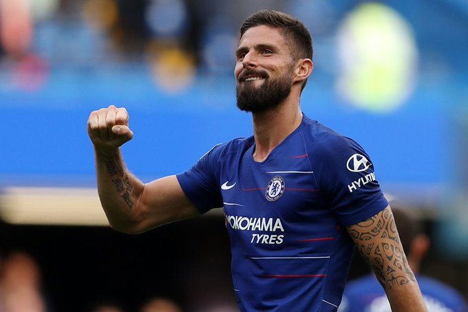 Happy Birthday Olivier Giroud  223 PL Appearances  78 Goals  28 Assists