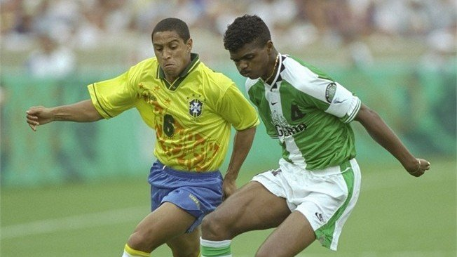 Kanu speaks on Nigeria vs Brazil Match