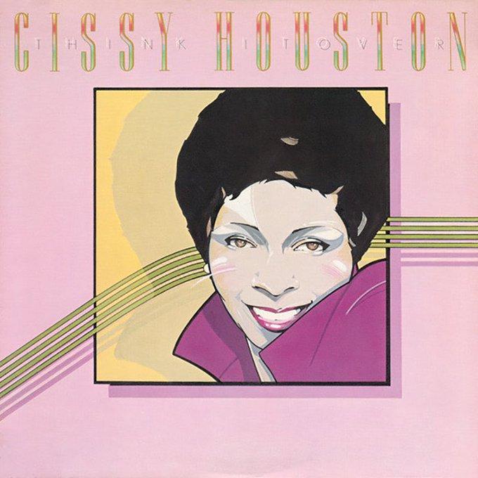 Happy birthday to Cissy Houston today