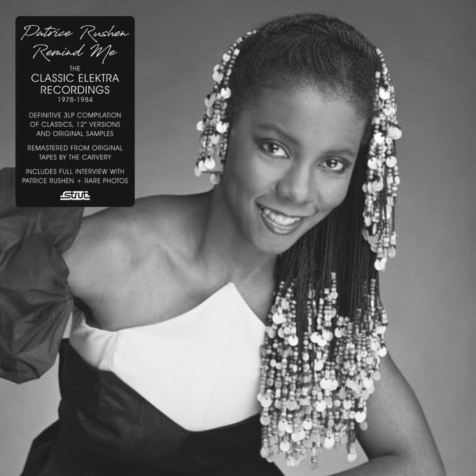 Happy birthday to Patrice Rushen today