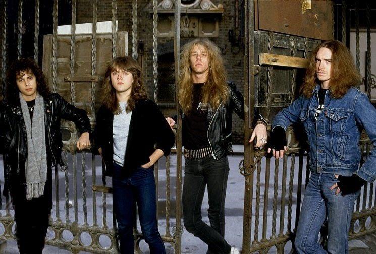 "MᴇᴛᴀʟʟɪᴄA on Twitter: ""#Metallica, Ride the Lightning era:… """