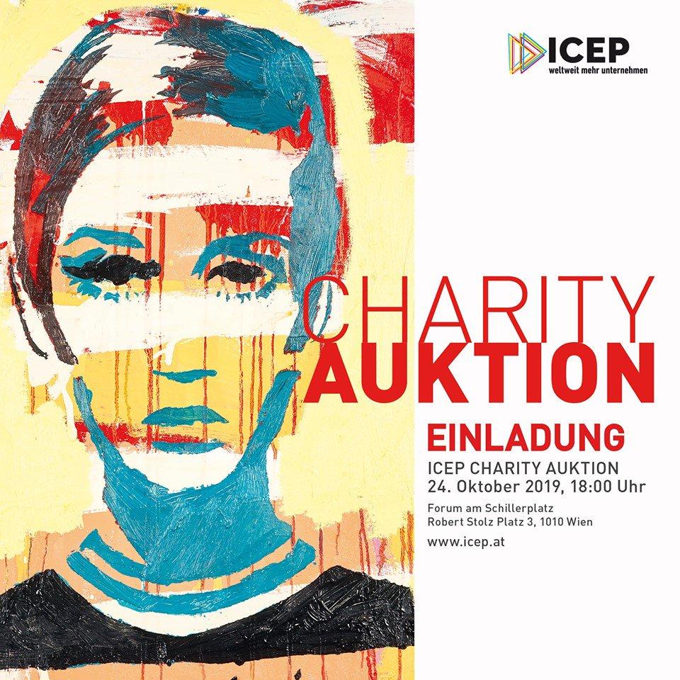 Zum 1., zum 2., zum 3., verkauft!  Bei der #Charity-Auktion am Donnerstag wird wieder um die Wette geboten   Die Einnahmen unterstützen Frauenempowerment-Projekte von @ICEPweltweit  Wer bietet mehr?   Mehr über die EZA-Organisation https://www.spendeninfo.at/icep+2500+1111994…pic.twitter.com/dAVYVVvXhV
