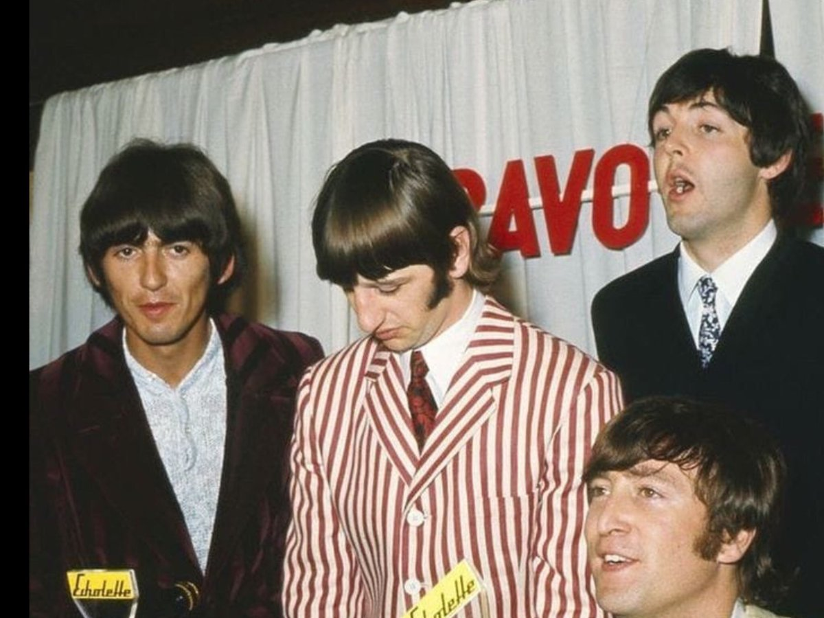 Press Conference, Munich 1966 #TheBeatles #sixties #1960s #sixtiesmusic #sixtieshamburg #pressconference #blitztournee