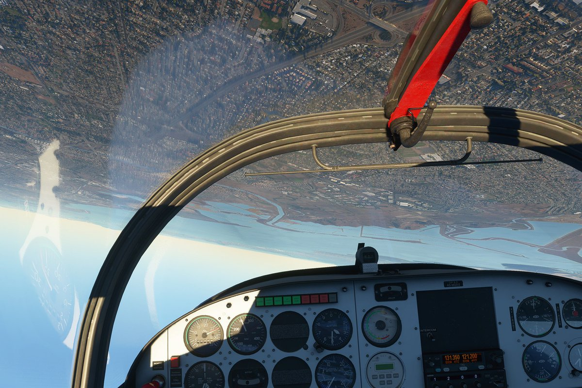 The biggest surprise of Microsoft Flight Simulator: it makes Bing cool (via
