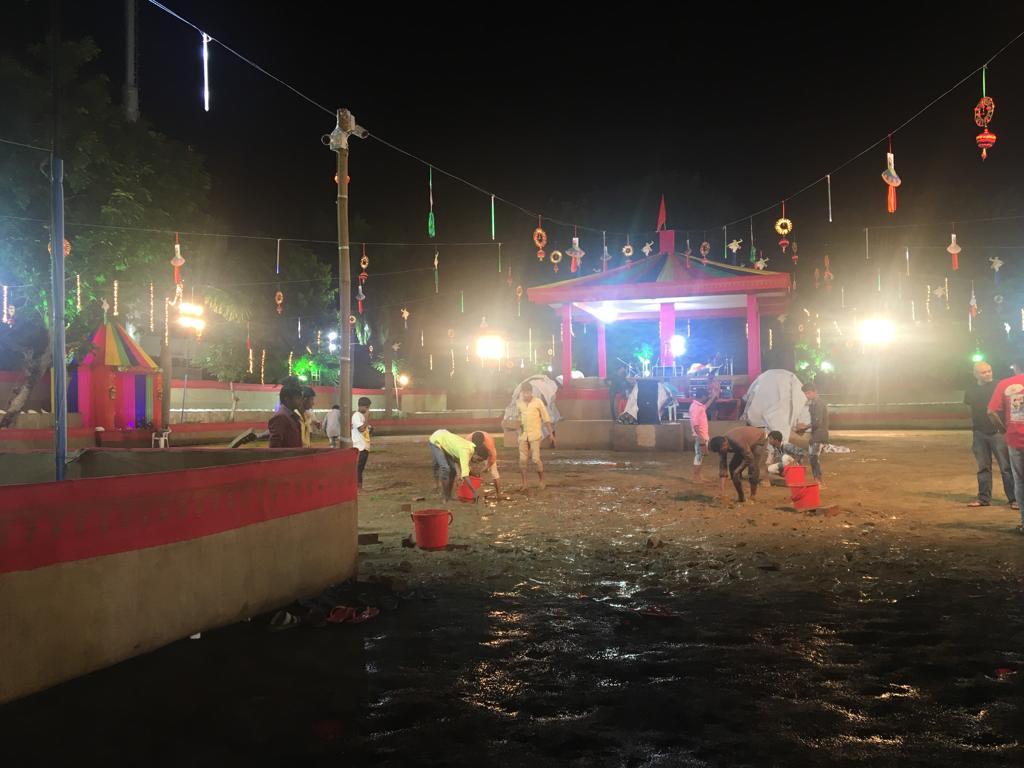 Major Navratri Garba events in Ahmedabad and Vadodara stay cancelled