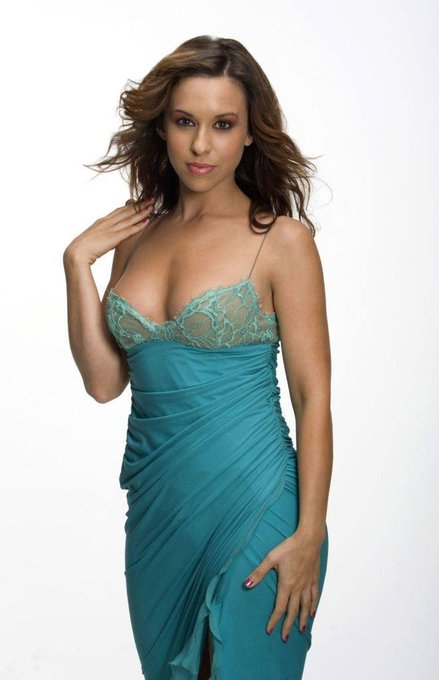 Happy Birthday to Lacey Chabert who turns 37 today!  Photo by Jeff Vespa.