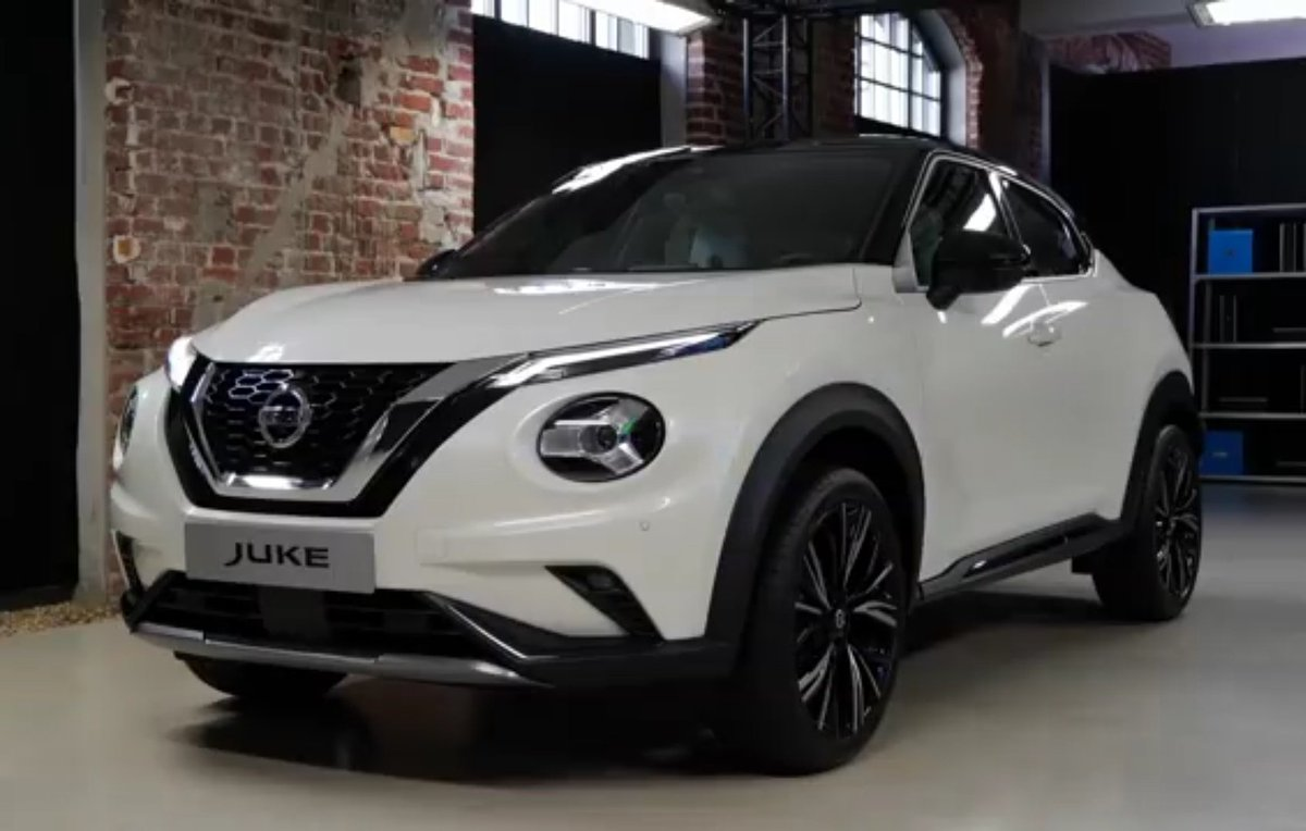 Carsinpixels On Twitter Here Are A Few Images Of The All New Crossover Suv From Nissan The Juke Seen Here Has An Optional N Package Which Adds Contrasting Black Roof Mirror Caps And