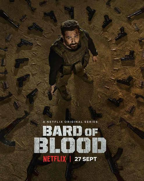 1/2 Just watched #BardOfBlood, the series builds the plot quite slowly it takes 2 complete episodes to build the plot, after the first 2 episodes series picks pace, quick realistic action sequences, cinmetography is commendable, direction is near to perfect. pic.twitter.com/eXDqLbCb4P