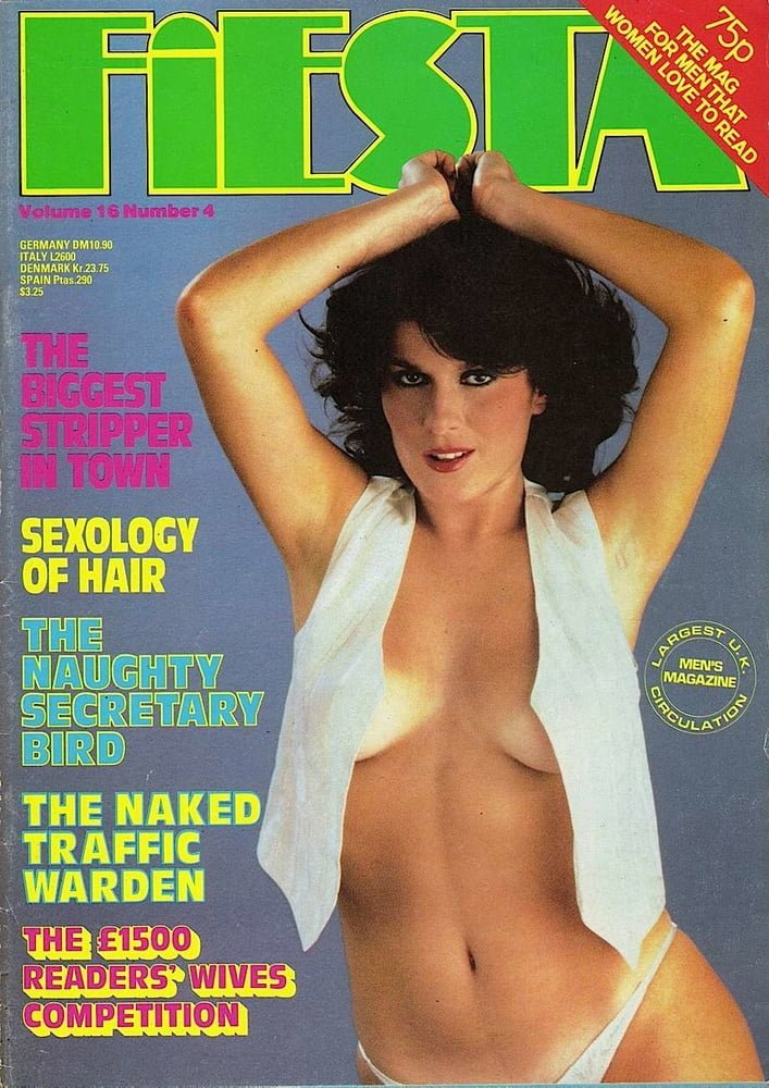 Tits vintage magazine for that