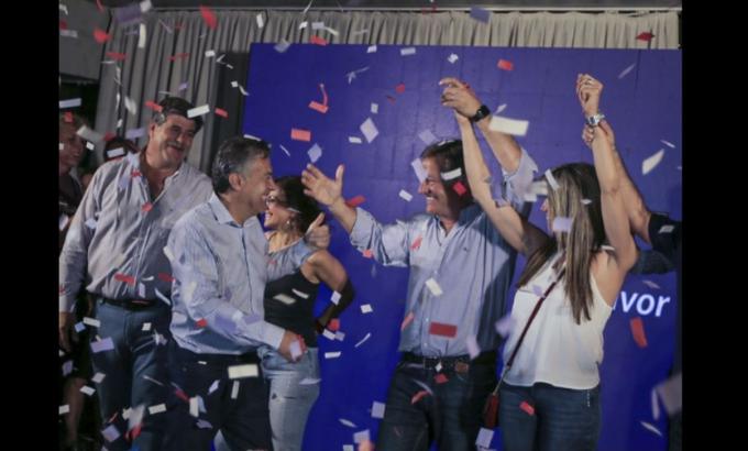 #Elecciones2019 | Amplia victoria del radical Rodolfo Suárez en Mendoza