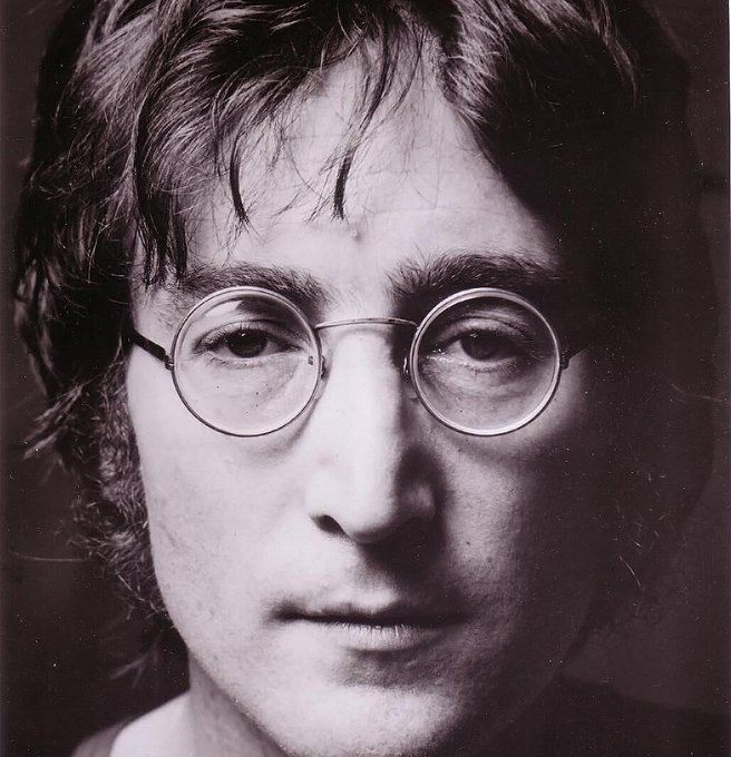 Happy birthday John Lennon <3  A true icon.