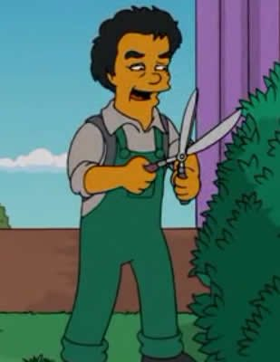 Happy birthday to singer-songwriter and Gilmer, TX native Johnny Mathis, seen here on The Simpsons