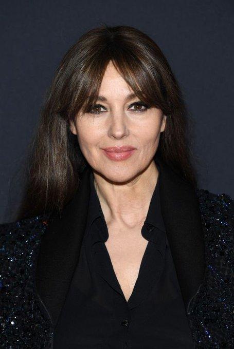 Mónica Bellucci cumple 54 años hoy, el mismo día que cumples años Tú!!!     Happy Birthday!!!