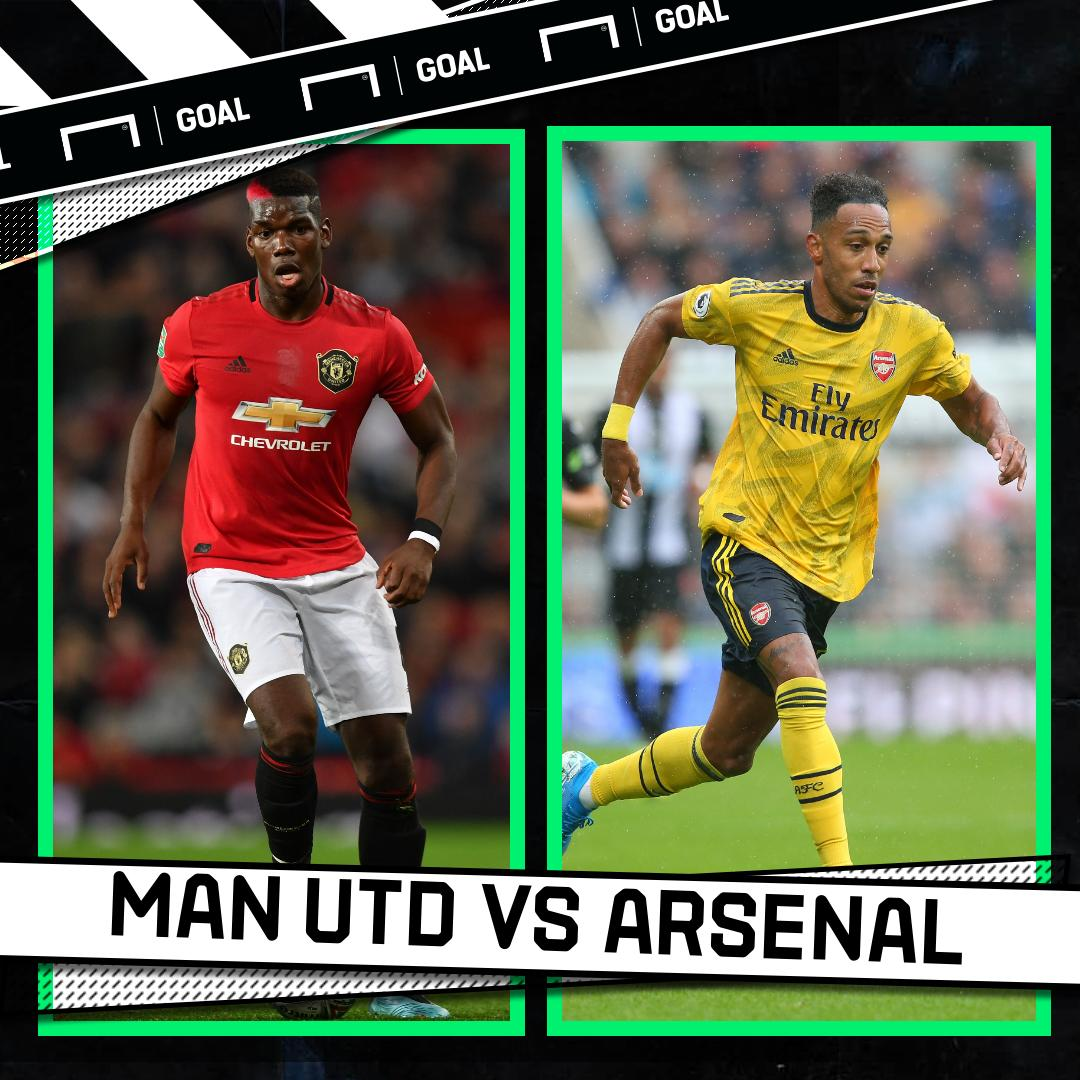 """Goal Indonesia On Twitter """"Susunan Pemain Manchester"""