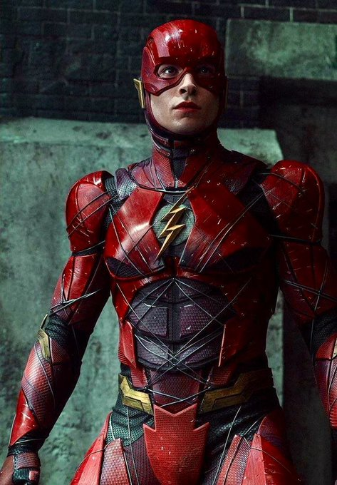 Happy birthday to the our Flash, Ezra Miller!