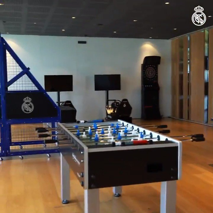 🏠⚽👀 #RMFansEnCasa, step inside #RMCity, the greatest sports complex in the world! Enjoy a behind-the-scenes tour from the comfort of your own home. #StayHome