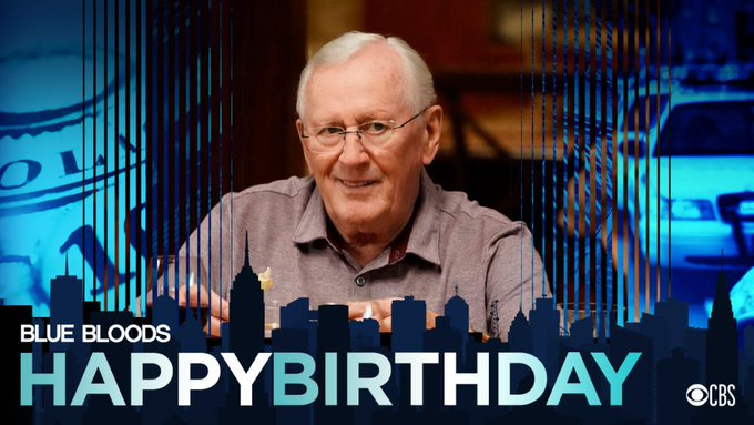 Happy birthday to the Reagan patriarch, Len Cariou!