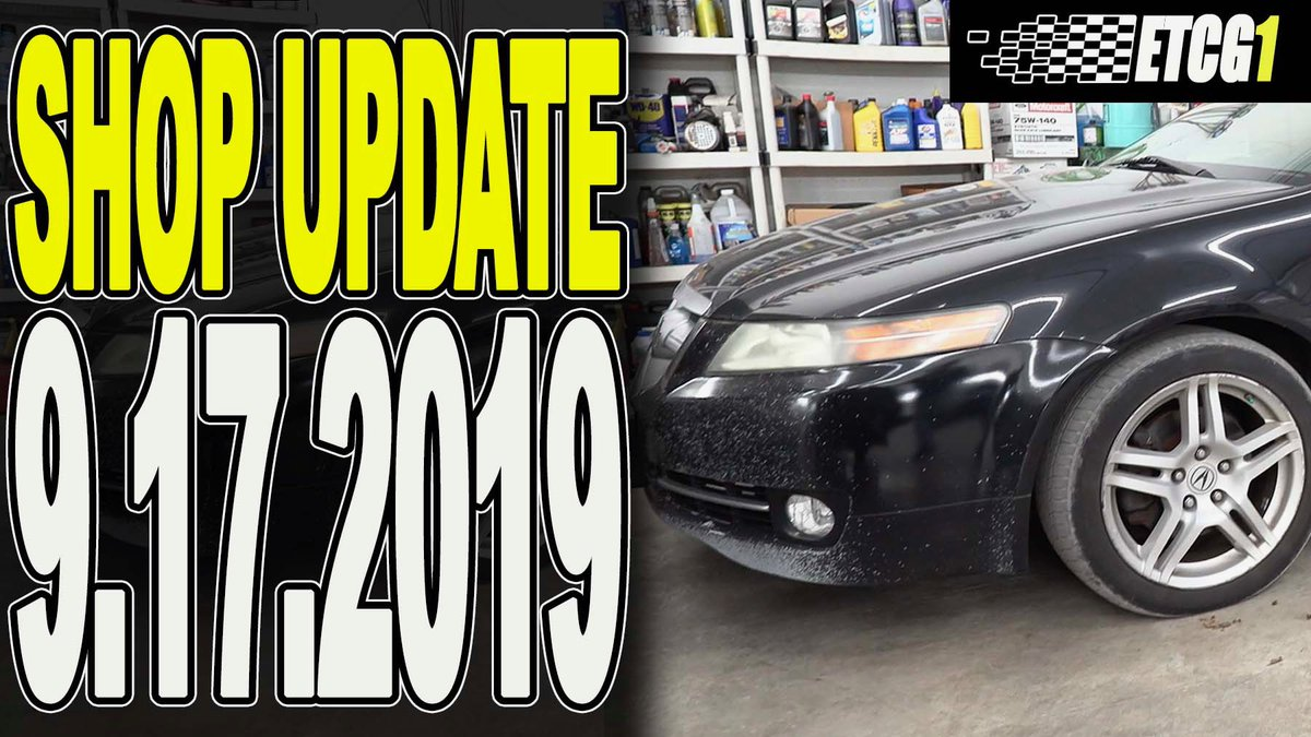 Every few months I like to do a shop update. In this installment you get a first look at my new ride, and I talk about my future plans for organization and storage. Check it out. #etcg1video #shopupdate #newcar #shopstorage #ideasforyourshop #etcgupdates  https:// youtu.be/swj_QefAlkk    <br>http://pic.twitter.com/tgkshBpvRX