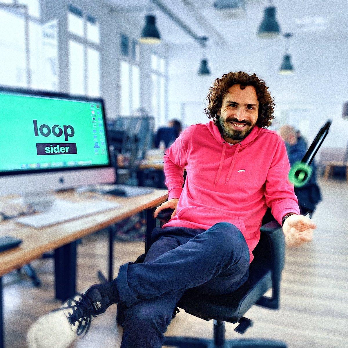 Allez hop, je reprends du service ! Sur @Loopsidernews, une vidéo tous les 15 jours, dès mercredi. Vous serez là ?