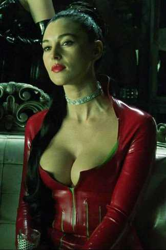 Happy 55th birthday to Monica Bellucci, star of DRACULA, THE MATRIX, BROTHERHOOD OF THE WOLF, and more!