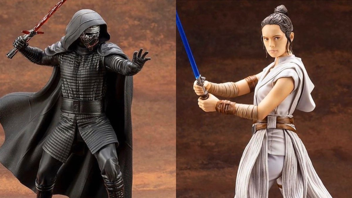 The Supreme Leader and the Last Jedi #TheRiseOfSkywalker https://t.co/JUe4V50Nuk