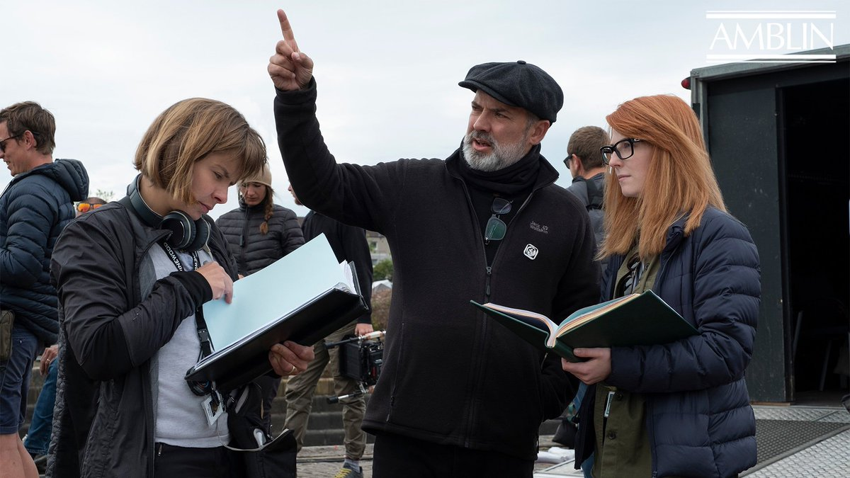 New behind-the-scenes images from the location shoot for Sam Mendes @1917. In select theaters this December 25, 2019. #1917 #DreamWorksPictures #UniversalPictures