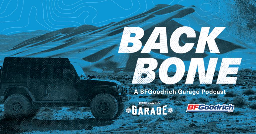 Today we're launching Backbone: a podcast that dives into BFG racers, wrenchers, enthusiasts and drivers to give you a deeper look at the people in our world. The first three episodes are live right now! Listen: bit.ly/2mnE6Ms #BuiltOnBFG #Backbone #BFGgarage
