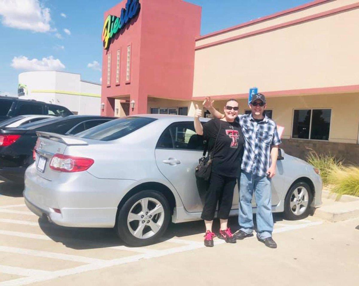 Fiesta Motors Lubbock >> Fiestamotorslubbock On Twitter Congrats To The Webb Family