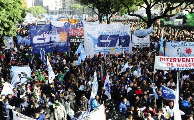 #Reunificación | Una de las CTA anuncia su regreso a la CGT tras 28 años