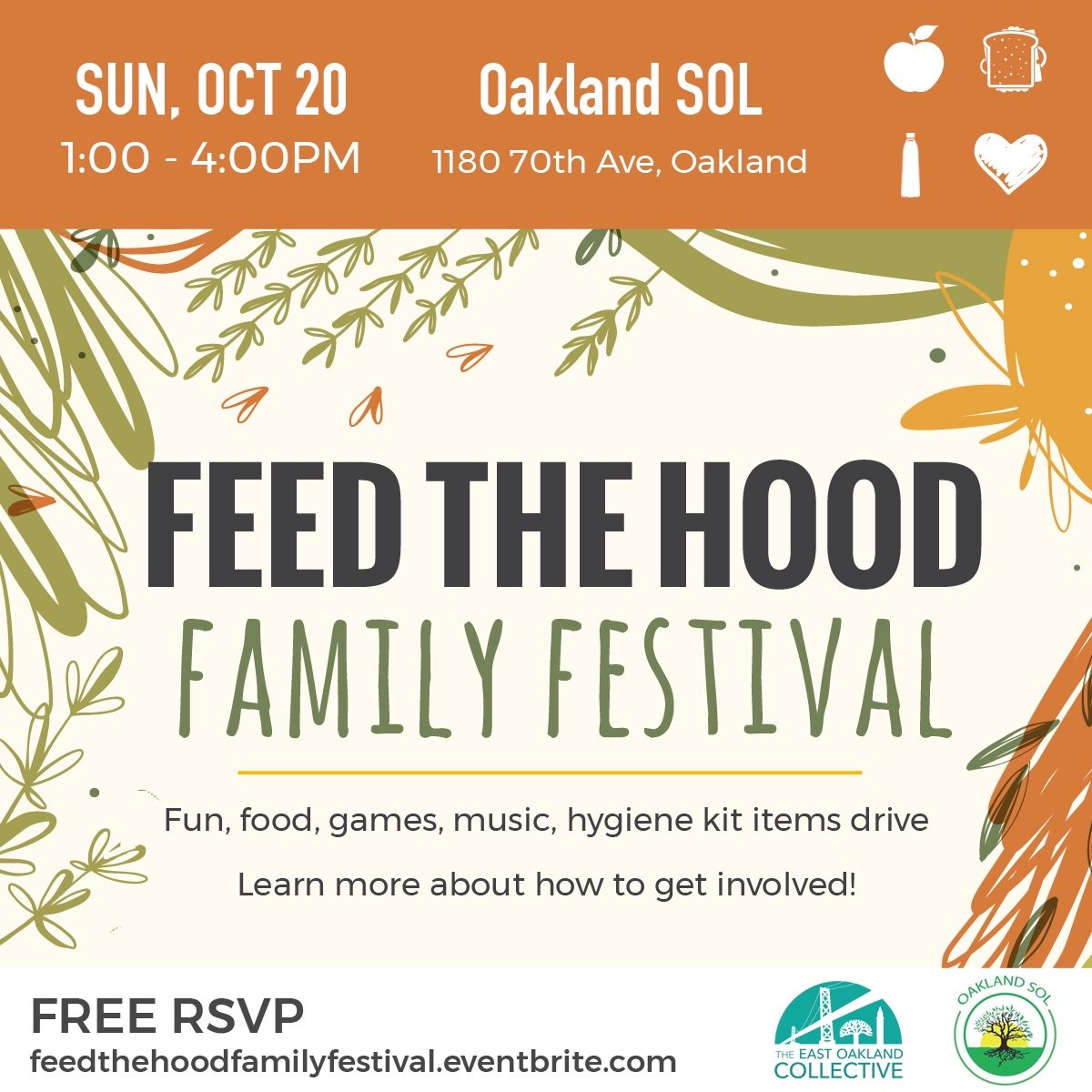 Feed the Hood Family Festival