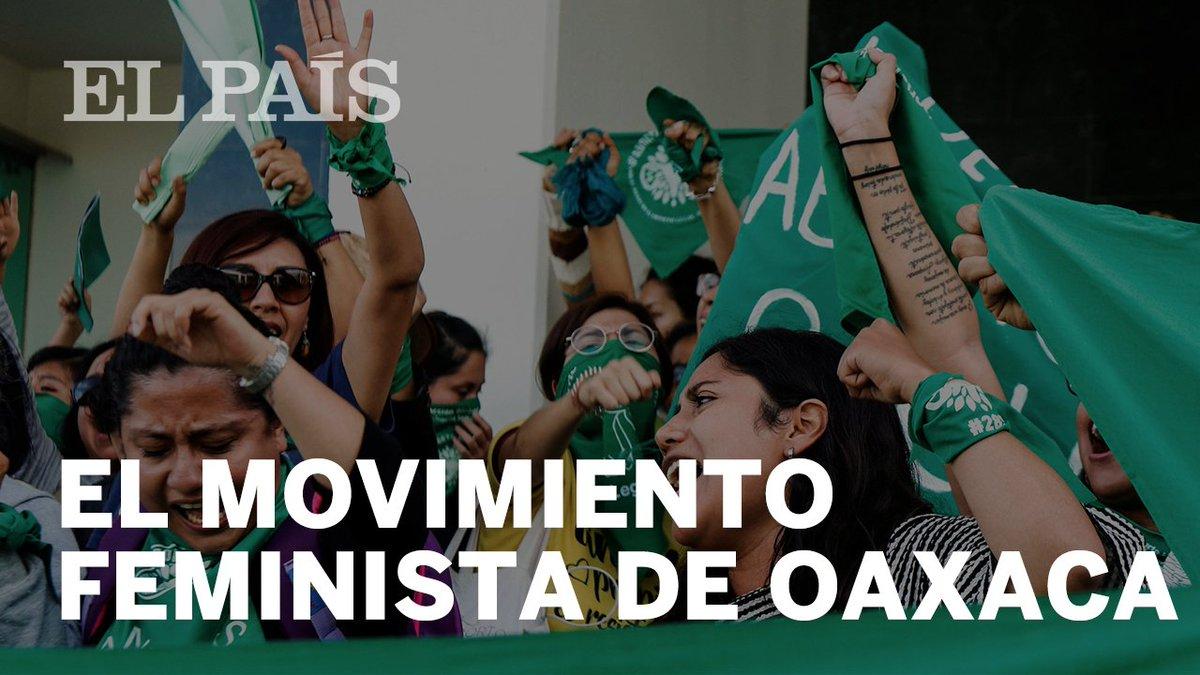 HILO [1/9] 1. En la batalla por el aborto legal, las mujeres de Oaxaca han ocupado por primera vez la línea de ataque. El movimiento feminista ha impulsado su despenalización y ha convertido la entidad en un ejemplo de esta lucha en América Latina bit.ly/2oHLnHD