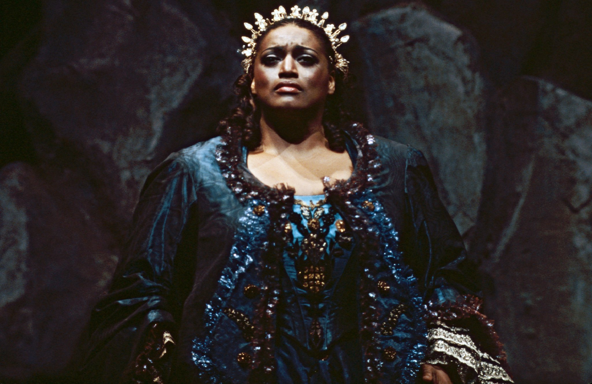 Jessye Norman (1945–2019), one of the great sopranos of the past half-century, who sang more than 80 unforgettable performances with the company. We extend our condolences to Ms. Norman's family and friends. bit.ly/2nVisQ1