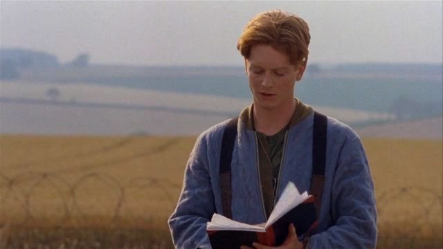 Happy birthday Eric Stoltz. I had a great time with Memphis Belle.