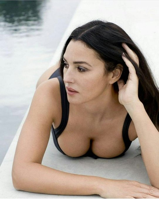 Happy birthday Monica Bellucci    .