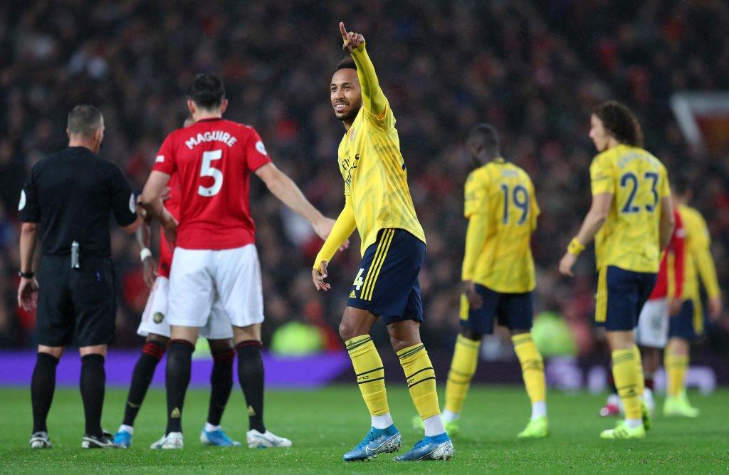 Video: Manchester United vs Arsenal Highlights