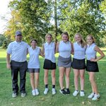 Image for the Tweet beginning: Shelby Ggolf team is State