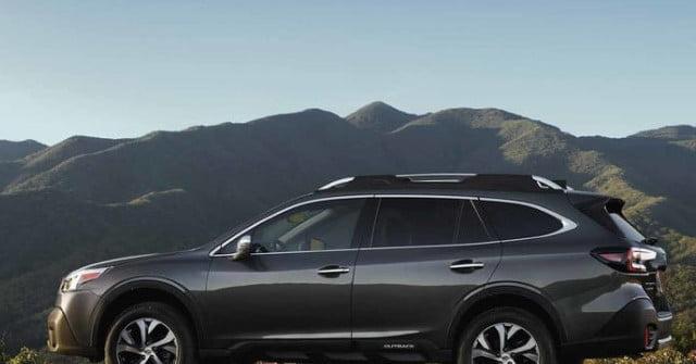 #Subaru Outback y Legacy, a revisión por problema en los frenos