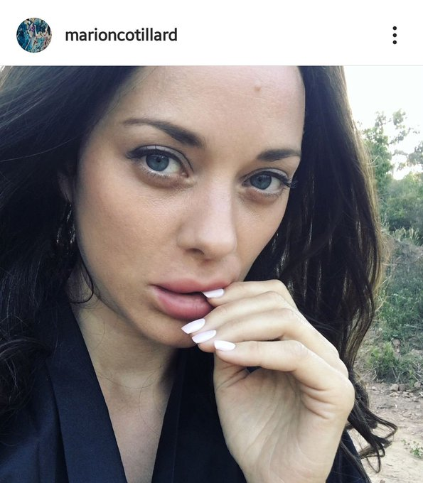 Happy birthday Marion Cotillard, you were hella right for what you did