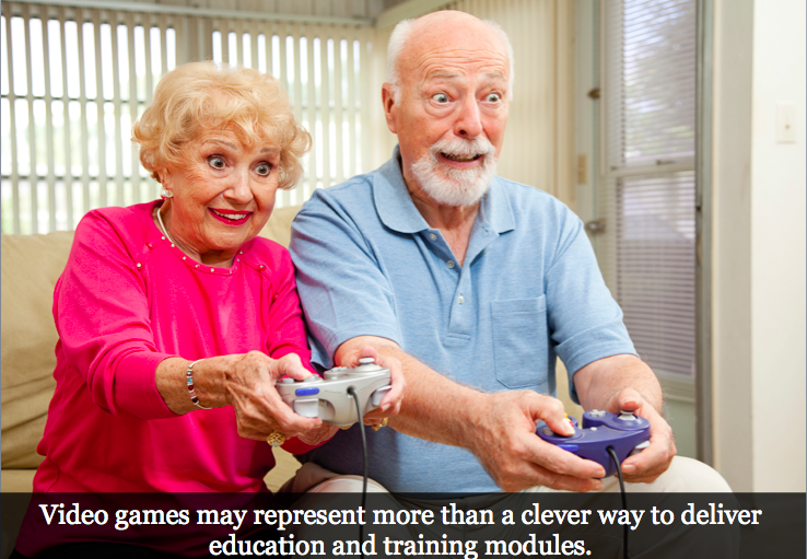 test Twitter Media - Evidence supports that gaming can decrease age-related cognitive decline. https://t.co/GG4Dt4TkzY #gaming #eLearning #gamification #memory https://t.co/M4e59KhTj8