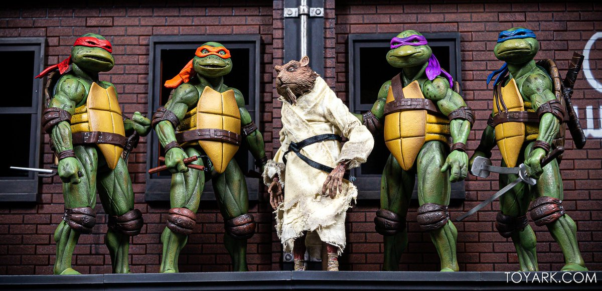 The Toyark On Twitter We Re Happy To Finally Share Out Photo Shoot Of The Amazing Tmnt 1990 Movie Capture Of Splinter Set From Neca Toys See The Full Photo Shoot Here Https T Co Et7oxwyzq7 Https T Co Krigaxwytx