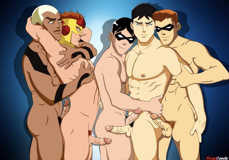 Flash cartoon xxx