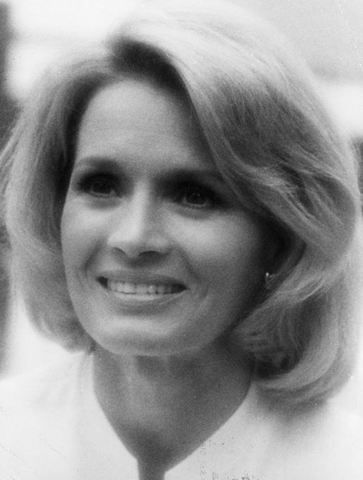 """Happy 88th birthday to actress Angie Dickinson of \""""Police Woman\"""" fame."""