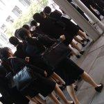 東京駅で見掛けたこの光景は日本という国について考えさせられる…