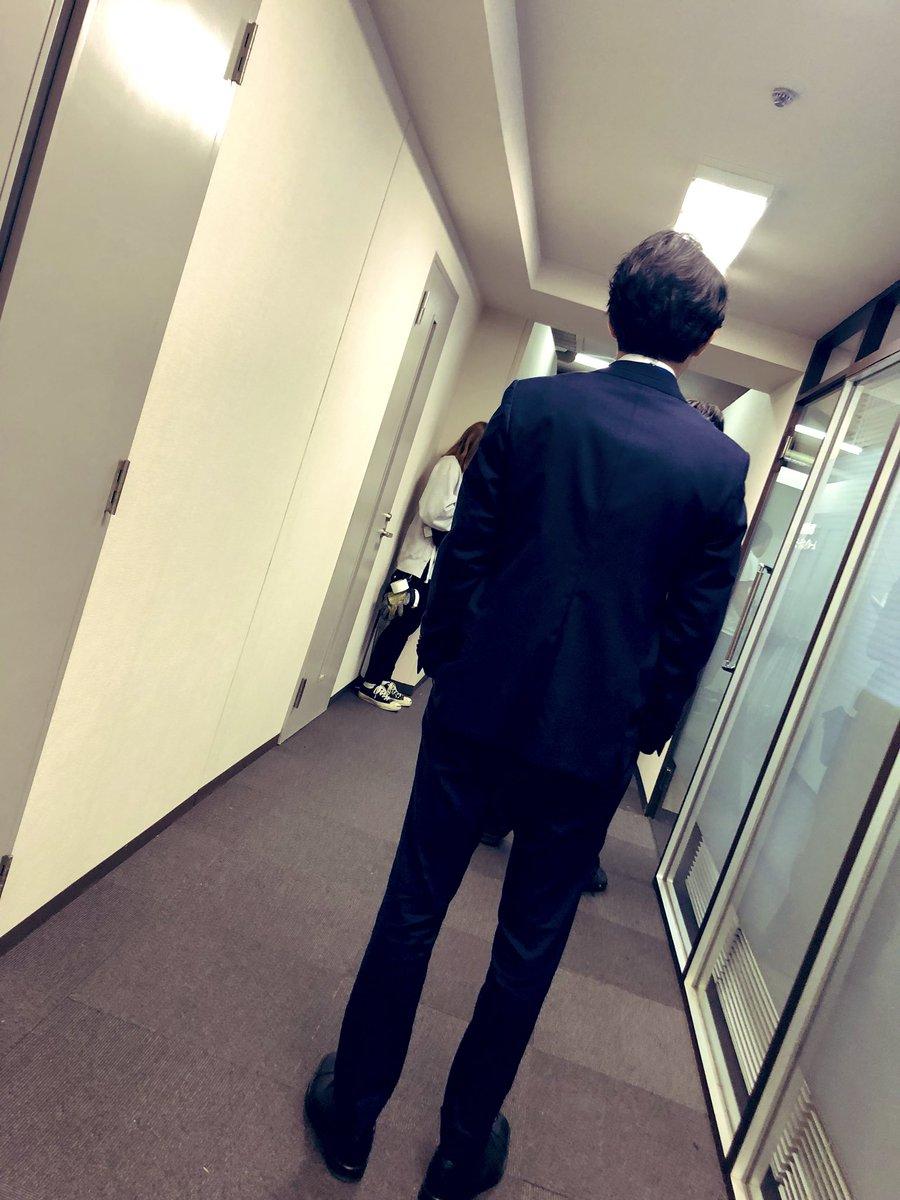 test ツイッターメディア - RT @fujiki_official: おはようございます☀😪  #ハル #撮影中 #テレビ東京 #藤木直人 #マネB https://t.co/YZP9nFEd1Z