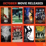 Image for the Tweet beginning: What's your most anticipated October